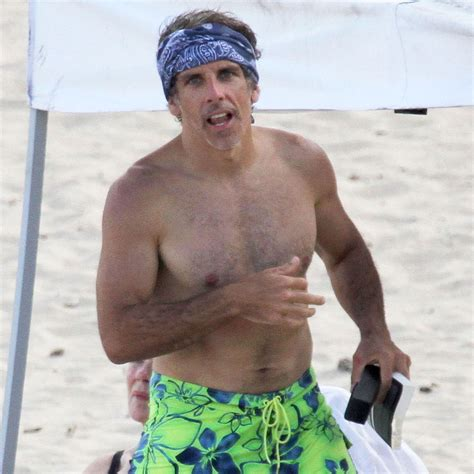ben stiller might strip for chippendales movie queerty