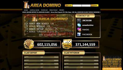 Area Domino   Agen Poker   Agen Domino   228 SITUS POKER ONLINE TERPERCAYA 228 SITUS POKER