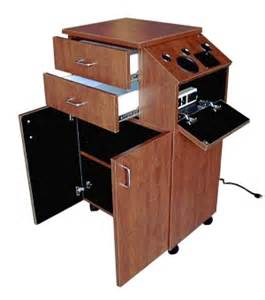 Salon Shoo Cabinets by Barber Shop Equipment