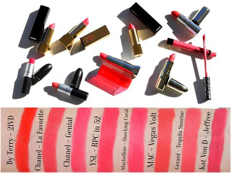 Lipstik Ysl No 52 the lipstick that sold out worldwide review swatches