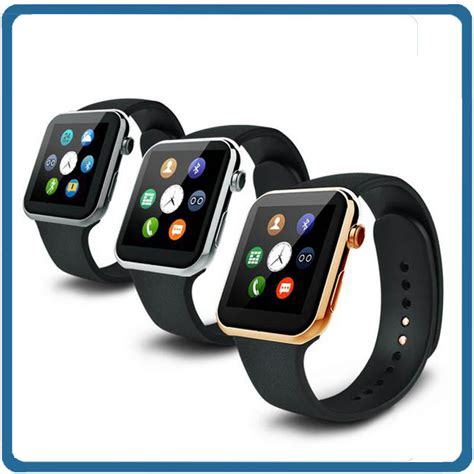 Smartwatch A9 smartwatch a9 bluetooth smart for apple iphone samsung android phone relogio inteligente