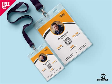 Breitbart Id Card Template by Multipurpose Photo Identity Card Template Psd By Mohammed
