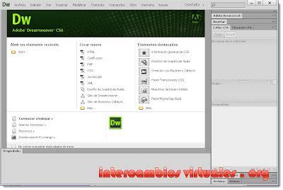 tutorial dreamweaver cs6 español gratis adobe dreamweaver cs6 v12 0 5808 multilenguaje espa 241 ol