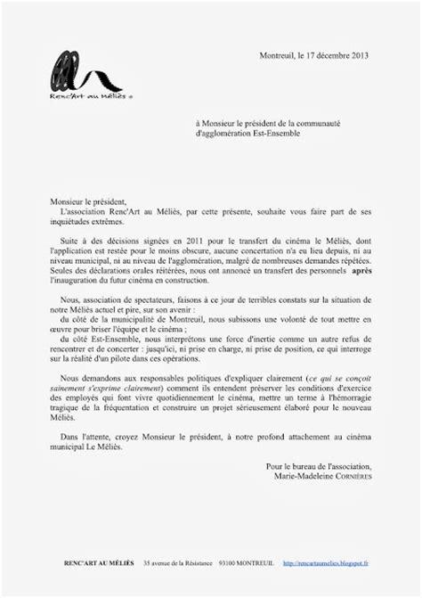 sle cover letter exemple de lettre harc 232 lement moral