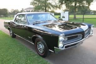 Pontiac P 1966 Pontiac Gto 1966 Pontiac Gto Matching Numbers 389