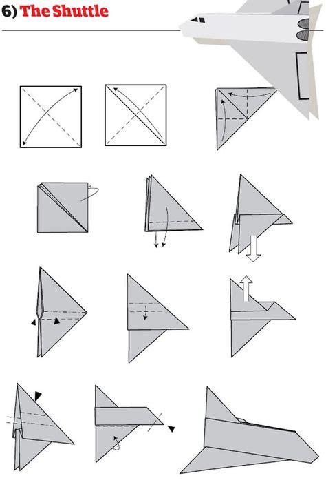 Modèle D Avion En Papier