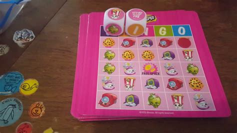 juegos de mesa para ninos shopkins bingo juegos de mesa para ni 241 os 4 youtube