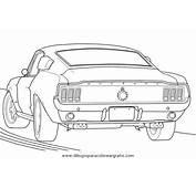 Autos Tuning Para Dibujar Mustang  Imagui