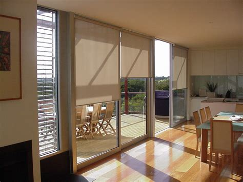 Glass Door Treatment Ideas Roller Blinds Malaysia Our Works