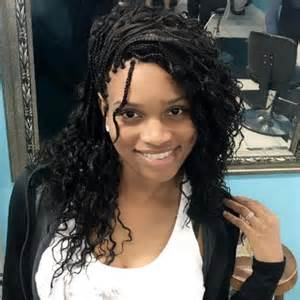 microbraids hairstyles 20 ideas of classy micro braids invisible braids and