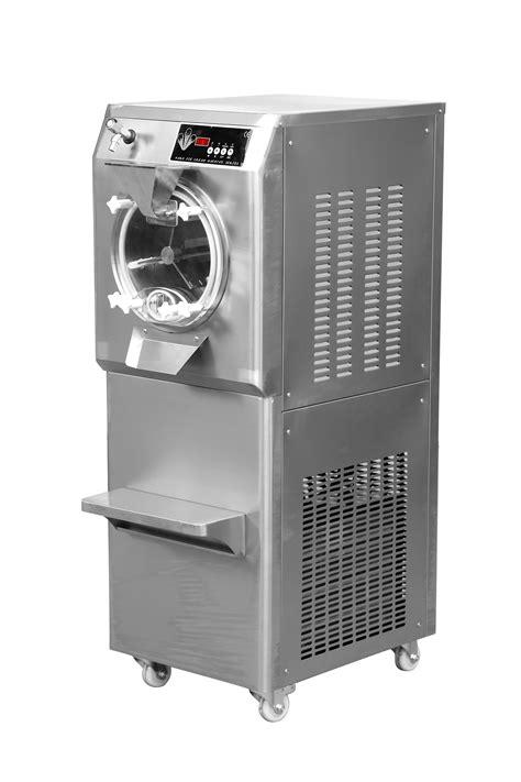 mini batch ice cream freezer iceberg machine