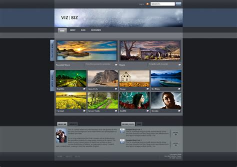 gallery 9 themes 20 gorgeous wordpress gallery themes sitepoint