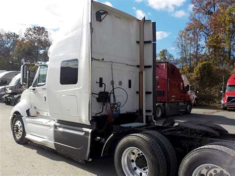 Eagle Sleeper For Sale by 2010 International Prostar Eagle Sleeper Truck For Sale