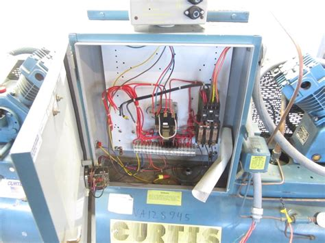 curtis climate control systems industrial air compressor property room