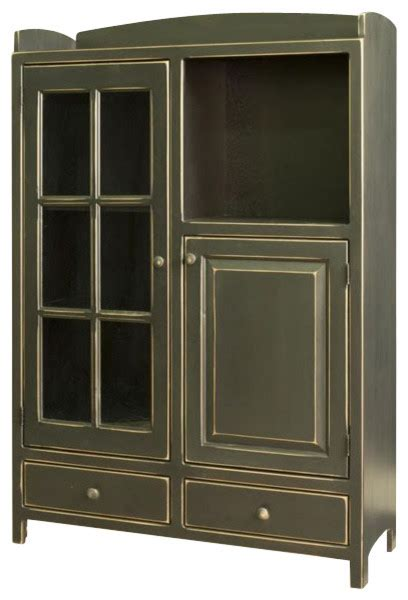 Farmhouse Pantry Cabinet by Samuel Pottery Pantry Farmhouse Pantry Cabinets By