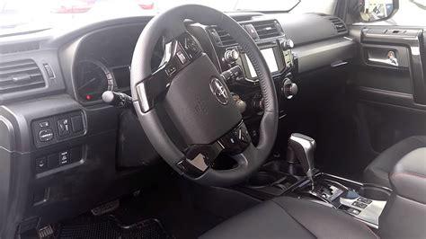 toyota 4runner 2016 interior 2016 toyota 4runner trd pro interior