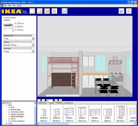 useful ikea home planner to make home designing