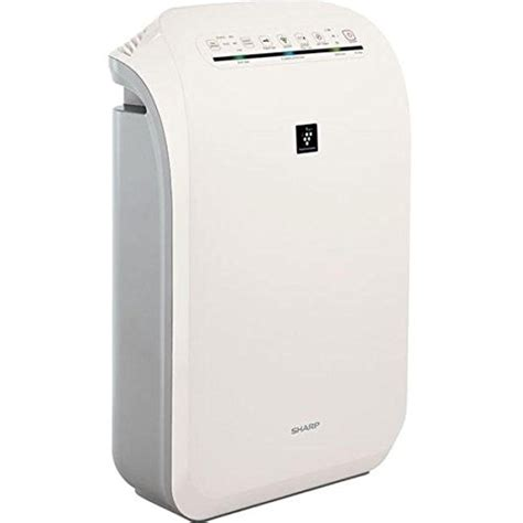 sharp fpa80uw plasmacluster ion air purifier with true hepa filter purifiers 74000663237 ebay
