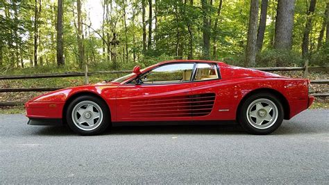 1986 Ferrari Testarossa for sale #1881435   Hemmings Motor