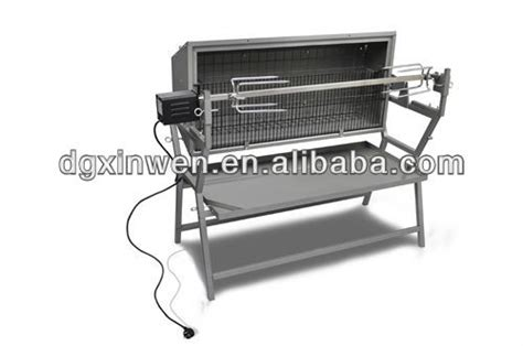 Backyard Grill Electric Rotisserie Outdoor Spit Roast Electric Rotisserie Motor Spit Roaster