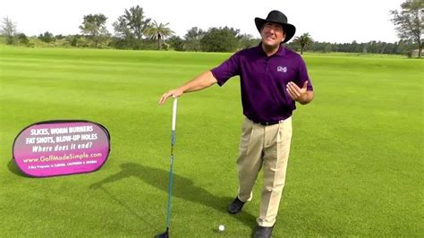 how to have a consistent golf swing inconsistent golf swing toe up to toe up youtube