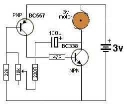 resistor kipas angin rangkaian sederhana pengendali motor skema elektro ku