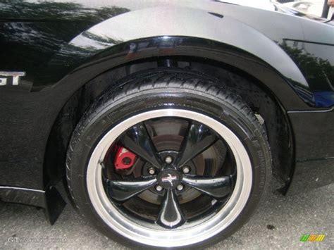 mustang bullitt wheel 2001 ford mustang bullitt coupe wheel photo 49331586