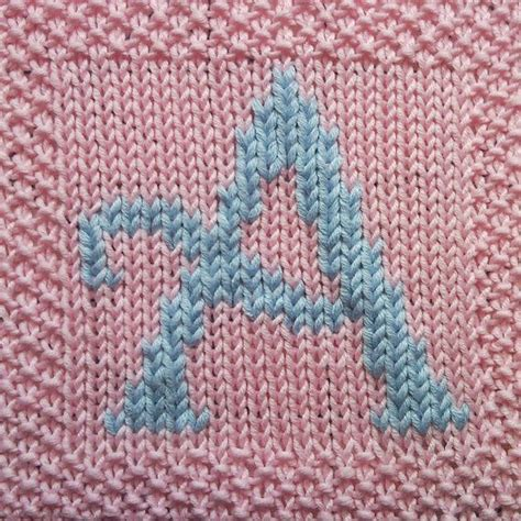 knitting pattern letters alphabet 1000 images about alphabet knitting patterns on pinterest