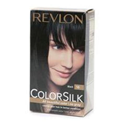 Revlon Colorsilk 10 Black 320910 revlon colorsilk in black 10 reviews photo makeupalley