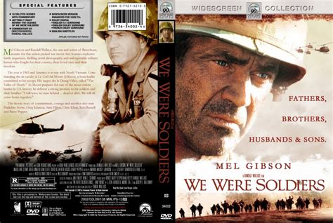 we were soldiers movie dvd custom covers we were
