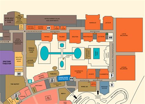 Mandalay Bay Floor Plan by Sands Expo And Convention Center Floor Plan Images Pa