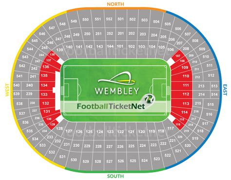 tottenham wembley seating plan away fans tottenham hotspur vs bayer leverkusen 02 11 2016
