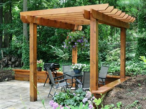 wood for pergola pergola plans 20 diy ideas to add shaded sitting area