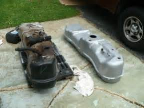 gas tank replacement