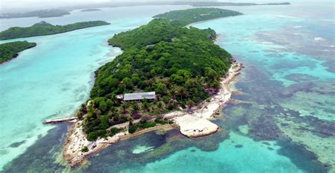 32 acre island for sale antigua 7th heaven