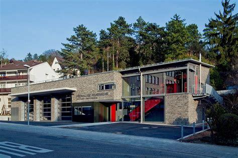 architekten stuttgart feuerwehrhaus in stuttgart obert 252 rkheim oho architekten