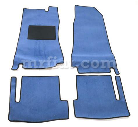 fiat 124 spider complete blue carpet set 1966 82 new ebay
