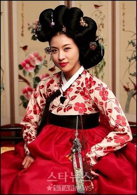 Fashion Korea Original Terbaru 9112 korean joseon dynasty gisaeng style eon jun meori gisaeng style