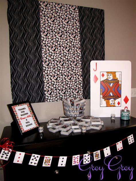 las vegas casino birthday party birthday party