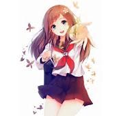 Anime Girl Transparent PNG  Mart