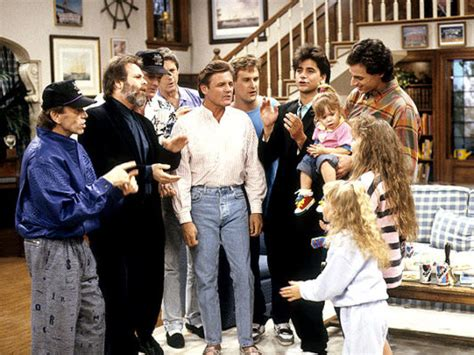 full house finale full house candace cameron bure performs with the beach