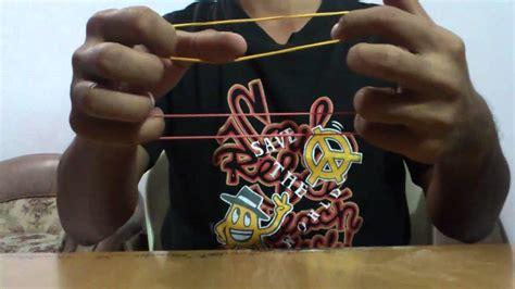 Gelang Sendok cara trik sulap menjalin gelang karet doovi