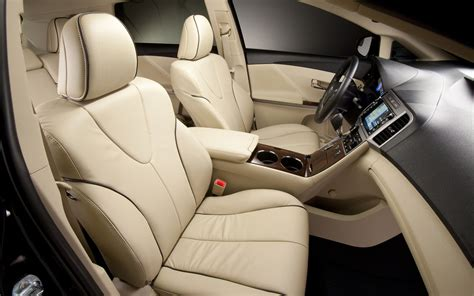 2013 Venza Interior by 2013 Toyota Venza Look Truck Trend
