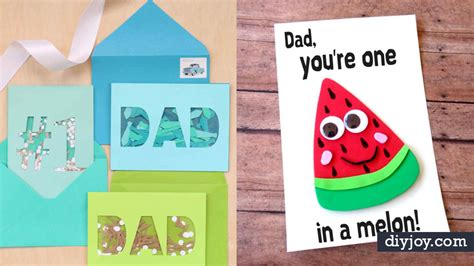 best fathers day card best diy fathers day cards easy card projects to make