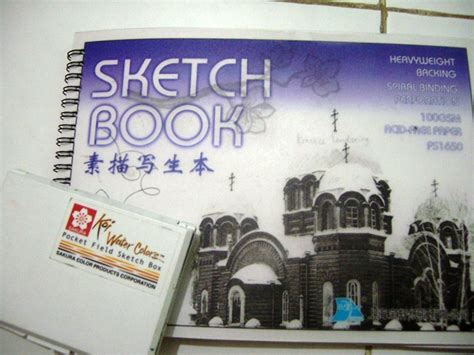 sketchbook ukuran a3 sketch book