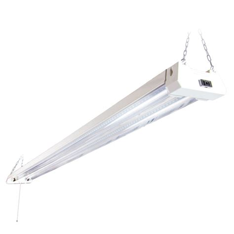led overhead shop lights led overhead shop lights lawhornestorage com