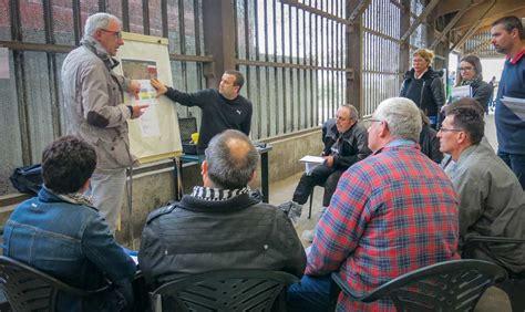 chambre d agriculture 35 favoriser des 233 changes plus humains journal paysan breton