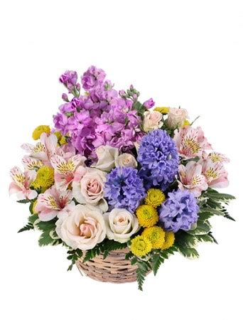fragrant garden arrangement flowers flower shop