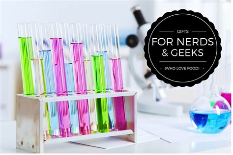 xmas gifts for the nerds gift guide for food loving geeks nerds and scientists the foodie gift