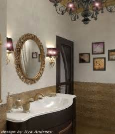 ideas to decorate a bathroom how to decorate bathroom in deco style by ilya andreev